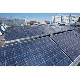Energia solar instalação