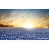 Energia solar melhor empresa em Marapoama