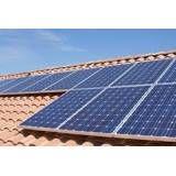 Energia solar melhores preços no Jardim Mazza