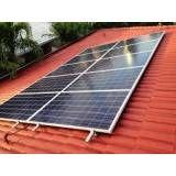 Energia solar menor preço no Sítio do Piqueri