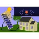 Energia solar para economia na Vila Sirene