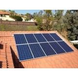 Energia solar preço acessível na Vila Amadeu