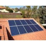Energia solar preço acessível no Sítio da Pedreira