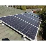 Energia solar preços acessíveis na Chácara Santa Teresinha