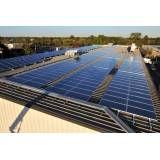 Energia solar valores baixos em Itirapina