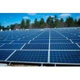 Energia solar valores no Jardim Triana