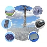 Equipamentos energia solarna Zona Norte