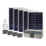 Equipamentos energia solarpreço