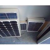 Equipamentos energia solarvalor