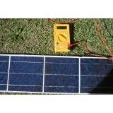 Gerador solar fotovoltaico preço baixo Vila Euclides
