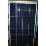Geradores solar fotovoltaico no Jardim dos Bandeirantes