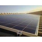 Instalação aquecedor solar