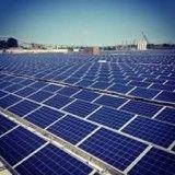 Instalação de energia solar na Zona Leste