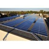 Instalação de energia solar na Zona Norte