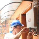 Instalação de painéis solares fotovoltaicos