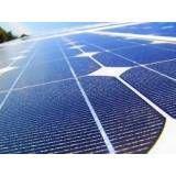 Instalação energia solar onde achar na Chácara Schunck