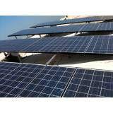 Instalação energia solar preço na Vila Gouveia