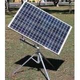 Placa de aquecedor solar onde fazer no Bangú