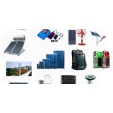 Placa de aquecimento solar preços em Itariri