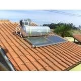 Placas aquecedor solar menor preço na República
