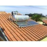 Placas aquecedor solar menor preço no Jardim Guanabara