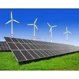 Sistema de energia híbrido na Salto