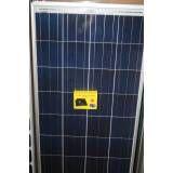 Sistemas baratos fotovoltaico no Parque Penha