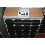 Sistemas fotovoltaico menor valor em Aramina