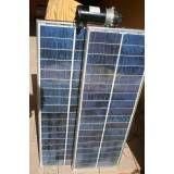 Sistemas fotovoltaico preço baixo no Sítio das Francas