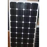 Sistemas fotovoltaico valores baixos no Jardim da Casa Pintada